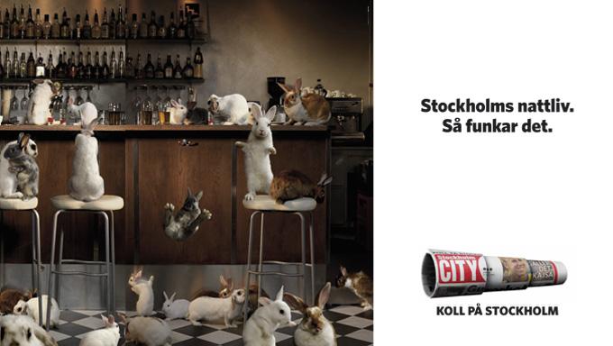 Tidningen Stockholm City – Stockholms nattliv. Så funkar det.
