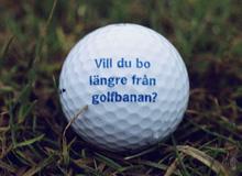 Svensk Fastighetsförmedling – Golfbollen
