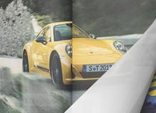 Porsche –Sveriges lättaste annons. När varje gram räknas.